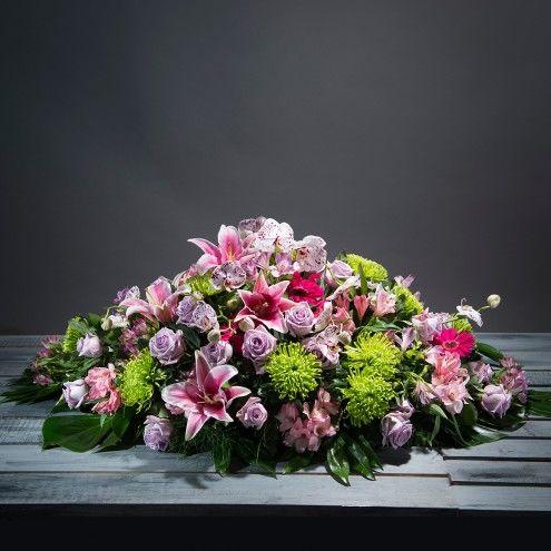 Almohadon de flores variadas
